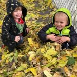 sunshine academy outdoor play