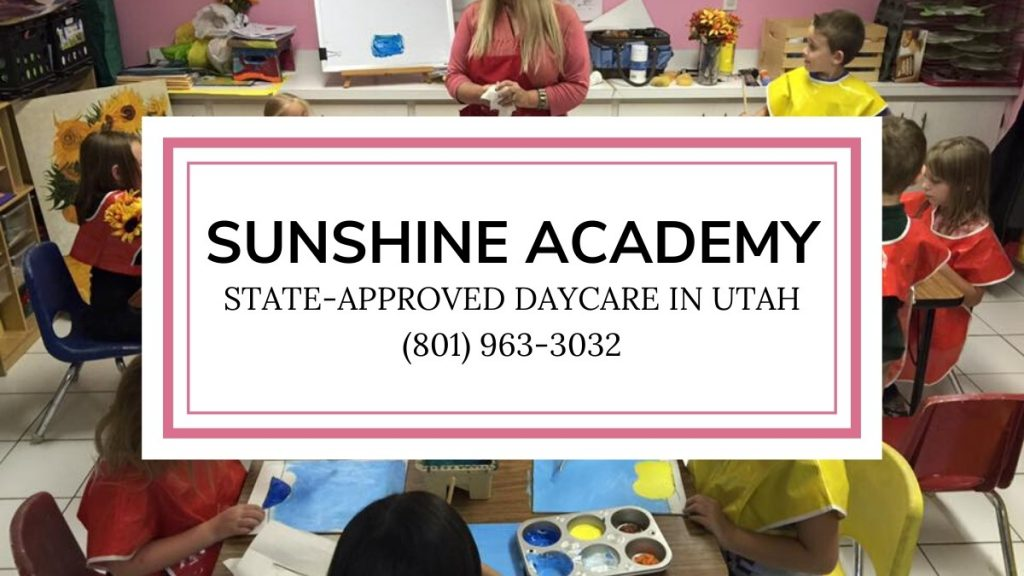 West Valley UT Daycare