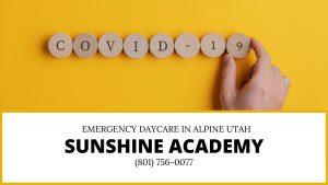 emergency daycare Alpine UT