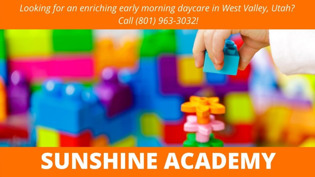 daycare West Valley UT
